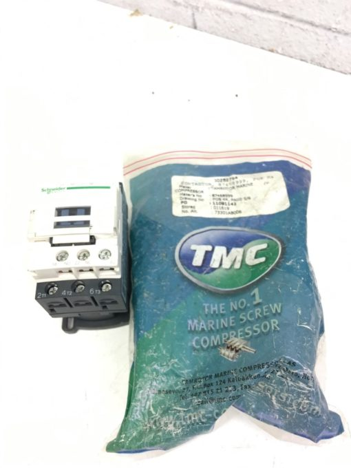 NEW SCHNEIDER ELECTRIC LC1D09 Contactor POS K3 TAMROTOR NT4495, B295 1