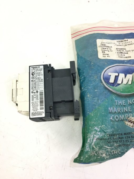 NEW SCHNEIDER ELECTRIC LC1D09 Contactor POS K3 TAMROTOR NT4495, B295 2