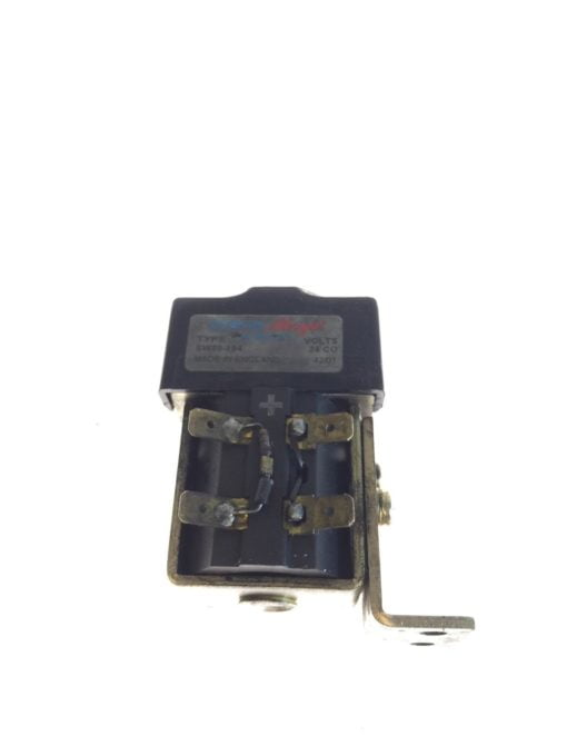 CURTIS ALBRIGHT SW80-184 RADIO TRANSFORMER, 24VAC, USED, FAST SHIPPING, G87 1