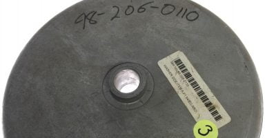 INGERSOLL RAND ARO 94802 Fluid Side Washer, Aluminum, NEW NO BOX, (B86) 1