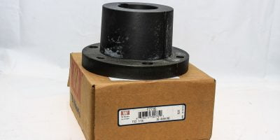 "TB WOODS F2716 FX2 7/16"" BORE SPLIT TAPERED SG BUSHING NEW BOX FAST SHIP (G92) 1"