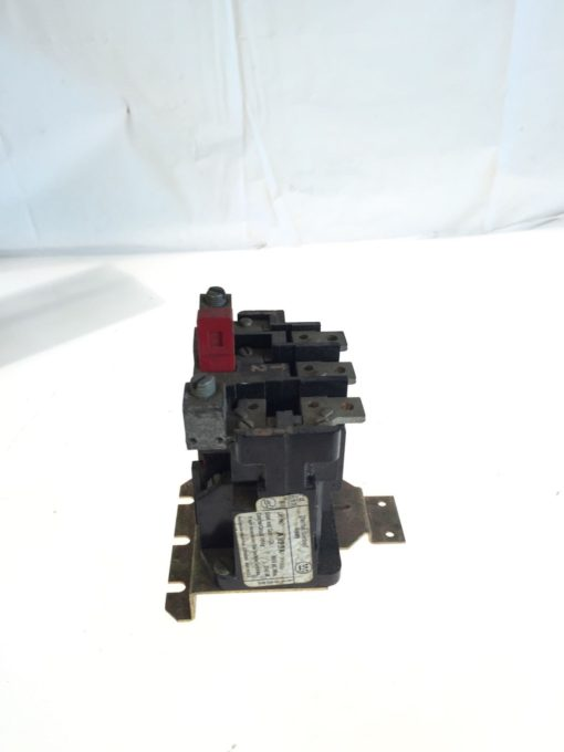 NEW NO BOX Westinghouse Thermal Overload Relay AN23A Model J 600 VAC, G90 2