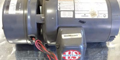 NEW Emerson CE52 Motor Replacement 1 HP, 208-230/460V, 3 PH, 1750 RPM, (P6) 1