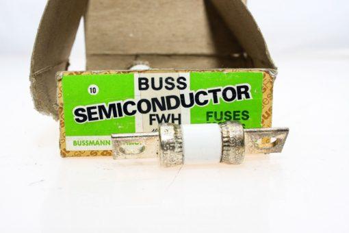 COOPER BUSSMANN FWH 40 SEMI-CONDUCTOR 40A 500VAC CERAMIC FUSE BOX OF 7 (G93)  2
