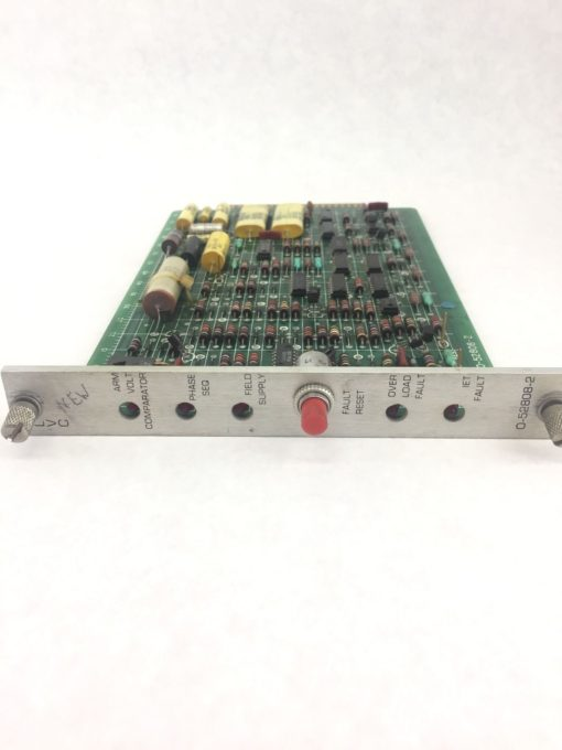 RELIANCE ELECTRIC Q-52808-2 OLVC MAXPAK P MODULE USED, GOOD CONDITION (H256) 3