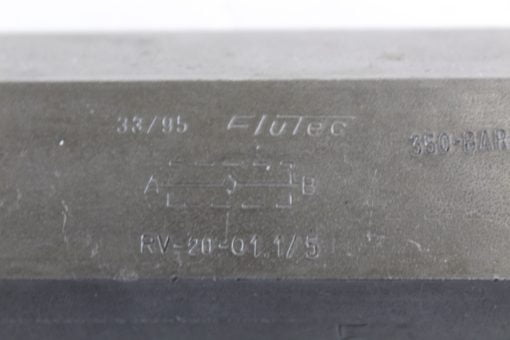 FLUTEC RV-20-01