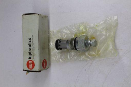 Sun Hydraulics RPGC Fan Relief Valve Cartridge 1000PSI 330355/ S37982 *NEW*(J41) 1