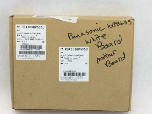 NEW! PANASONIC PBA303BP535U PC BOARD W/COMPONENT (H281) 1