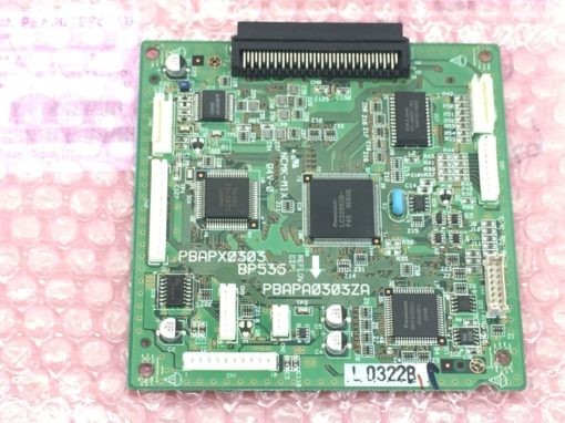 NEW! PANASONIC PBA303BP535U PC BOARD W/COMPONENT (H281) 3