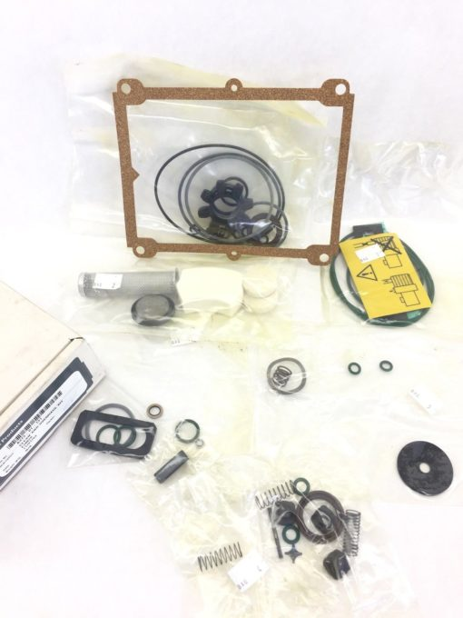 NEW, OPENED! EDWARDS VACUUM # A373-01-131 A373-01-131 CLEAN & O/H SVC KIT (H281) 2