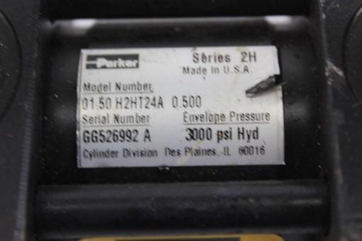 Parker Series 2H 1.5 H2HT24A 0