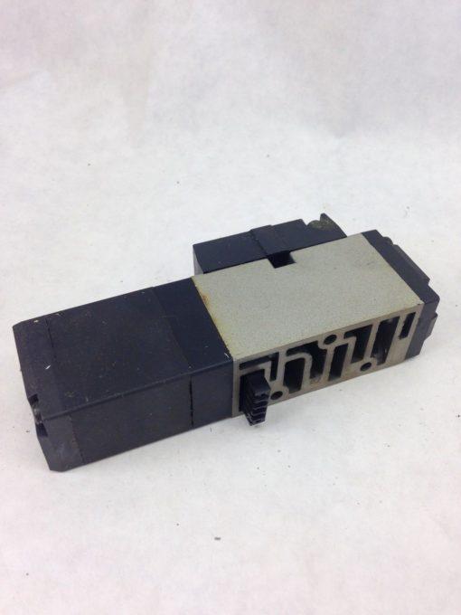 SMC NVFS2100-5FZ SOLENOID VALVE (A855) 1