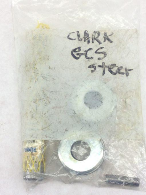 NEW! CLARK CL2106436 KING PIN GCS STEERING REPAIR KIT REPLACEMENT PARTS (H155) 2