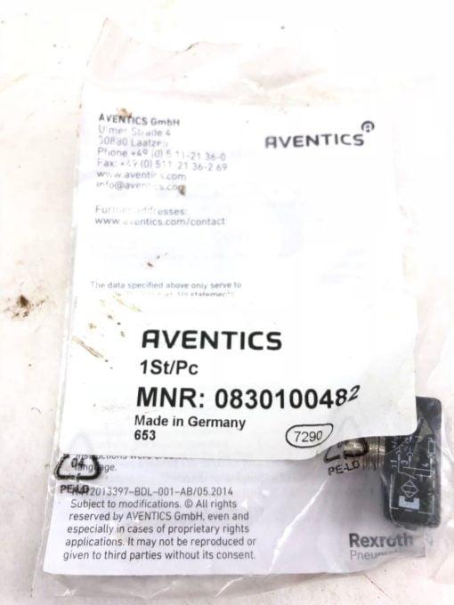 NEW IN BAG AVENTICS SN1-R3-M008-030 0830100482 SENSOR SWITCH, FAST SHIP! (H349) 2