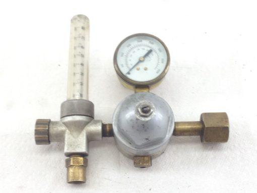 USED HP AIR PRODUCTS MODEL 3170 / 7501 GAS PRESSURE VALVE GAUGE 50PSIG (B214) 1