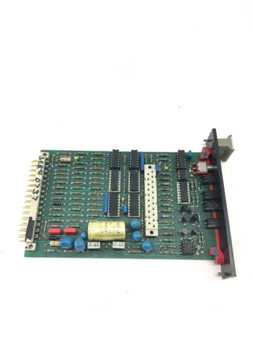 GRECON 2036-02-03 PC BOARD LINE CARD LN2/6 20360203 USED, GREAT CONDITION (H258) 1