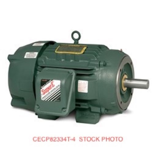 BALDOR CECP82334T-4 3PH 20HP 1765RPM & SUMITOMO SM-CYCLO 11:1 REDUCER (GEAR PT) 1