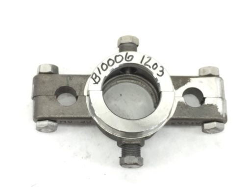 HP SS FLANGE TRIPLE CLAMP 51883 CF-8M GGCZ B100061203 412002223 (A655) 1