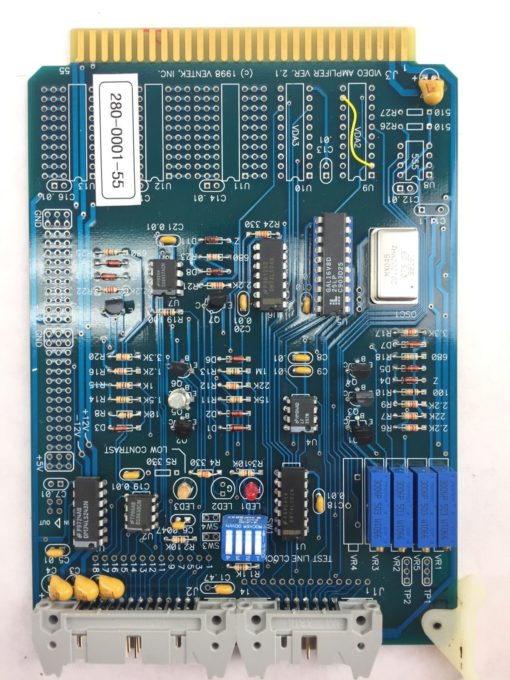 VENTEK 280-0001-55 VER 2