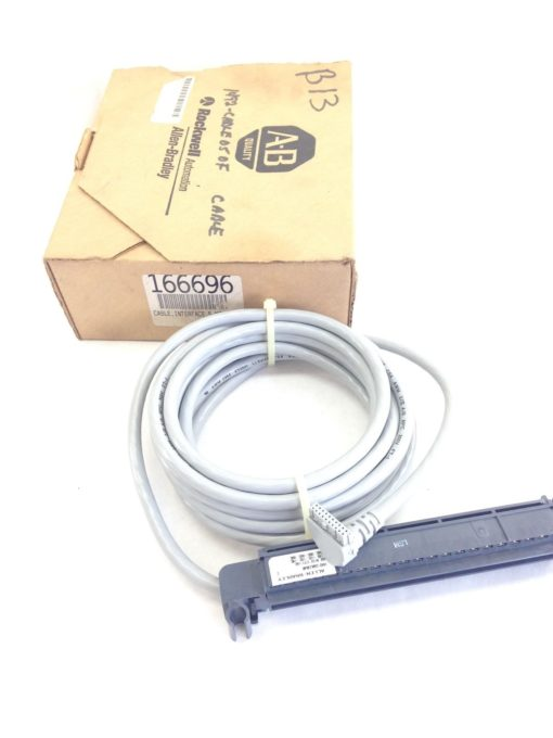 NEW IN BOX ALLEN BRADLEY 1492-CABLE050F PRE WIRED CABLE INTERFACE (B13) 1