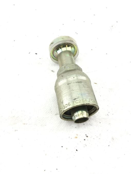 NEW Aeroquip-Hydraulic 1E12FH12 TTC Spiral Straight Split Flange Fitting, (B368) 1