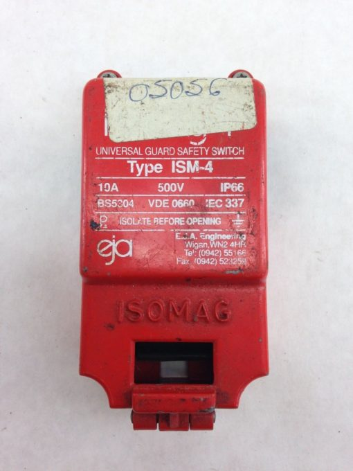 GUARD MASTER ISM-4 SAFETY SWITCH (A853) 1
