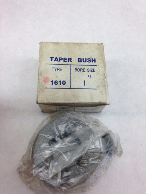 GENERIC TAPER BUSH 1610 (A853) 1