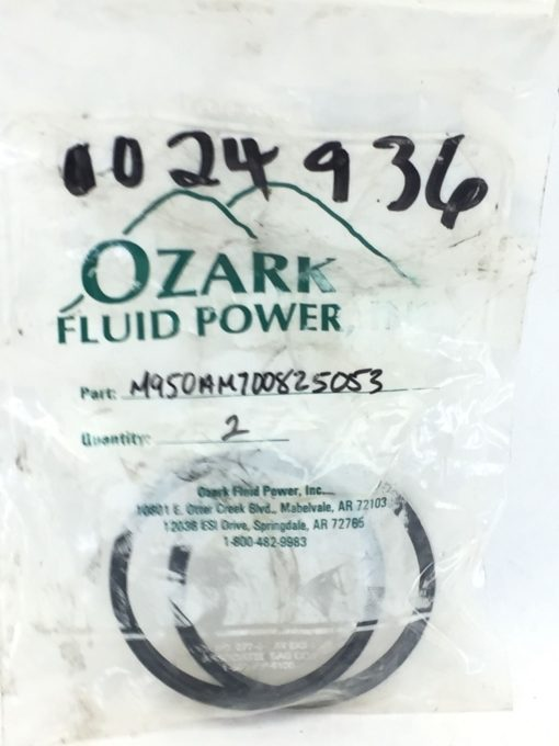 OZARK FLUID POWER M950AM700825053 PDF-5 AM 70X80X7/10 2-PK (A256) 1