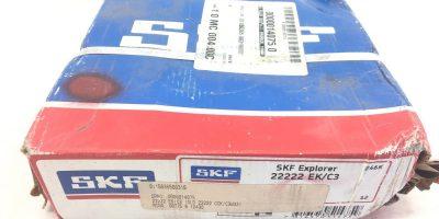 SKF EXPLORER 22222 EK/C3 SPHERICAL ROLLER BEARING 110mm (B458) 1