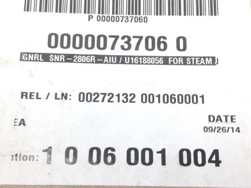 "SNR-2806R-AIU GRAPHITE STEAM HEAD SEAL RING U16188056, 5""ID, 6-3/4""OD (B458) 3"