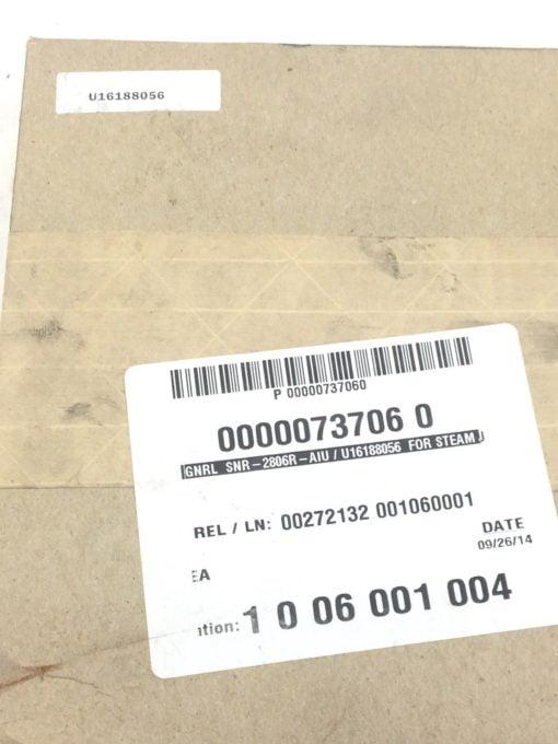 "SNR-2806R-AIU GRAPHITE STEAM HEAD SEAL RING U16188056, 5""ID, 6-3/4""OD (B458) 4"