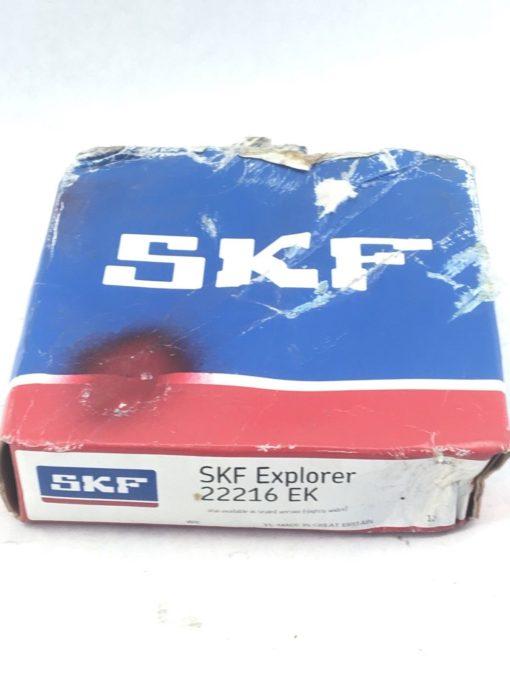 SKF EXPLORER 22216 EK SPHERICAL ROLLER BEARING 80mm X 140mm X 33mm (F289) 1