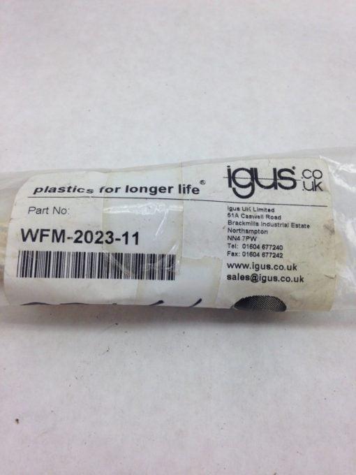 IGUS WFM-2023-11 SLIDING BEARINGS BAG OF 12 (A853) 1
