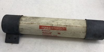 GOULD SHAWMUT A480R9R-1HS FUSE (B458) 1