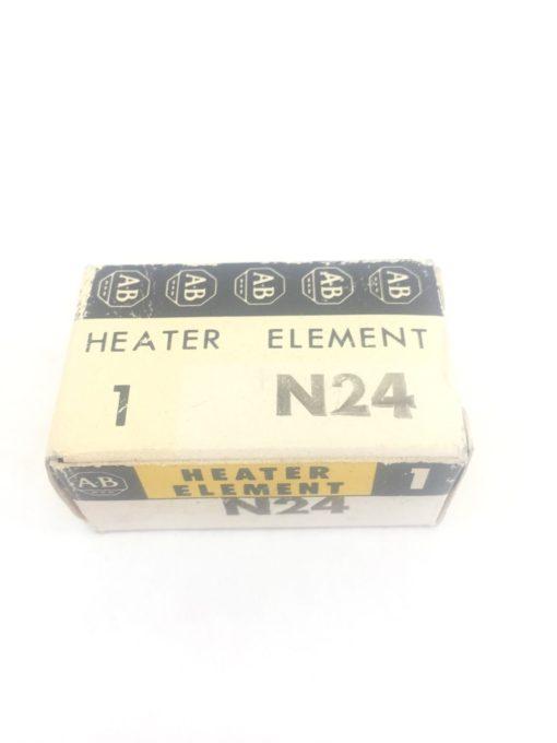 ALLEN BRADLEY N24 THERMAL OVERLOAD HEATER ELEMENT NEW IN BOX LOT OF 10 (SB9) 1