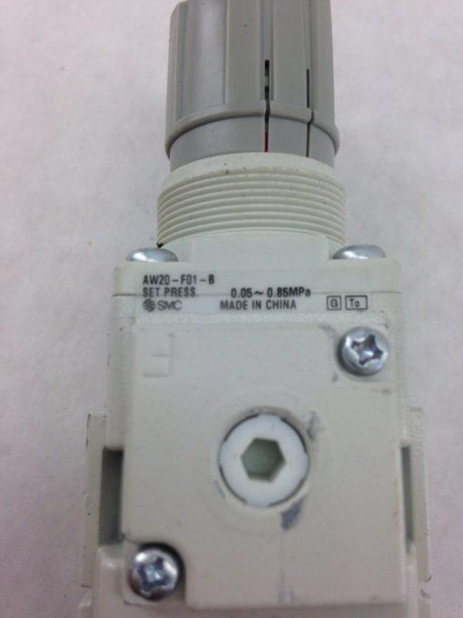 SMC AW20-F01-B MASS PRO MODULAR FILTER (H351) 2