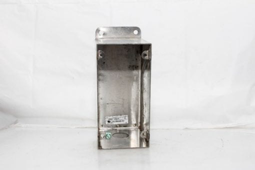 ALLEN BRADLEY 800H-2HA4 STAINLESS STEEL PUSH BUTTON STATION BODY ONLY! (F30) 1