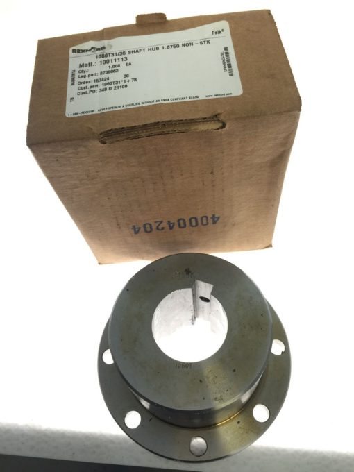 REXNORD FALK 1060T 31/35 SHAFT HUB 1