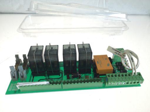NEW IN BOX Midtex Trane 02-790858-01 REV 2 Transfer Relay 12-790858-00, (B167) 2