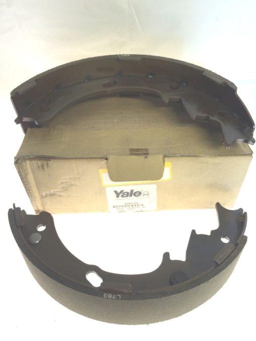NEW, FACTORY BOX! YALE YT580051333 BRAKE SHOE SET RH 2-PCS FAST SHIP (B90) 1