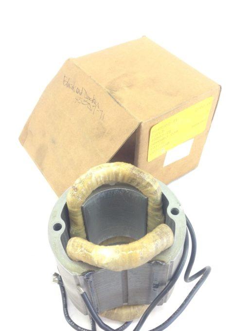 NEW! Electric Power Nibbler Replacement Motor Field 45507-71 Black & Decker(F255 2