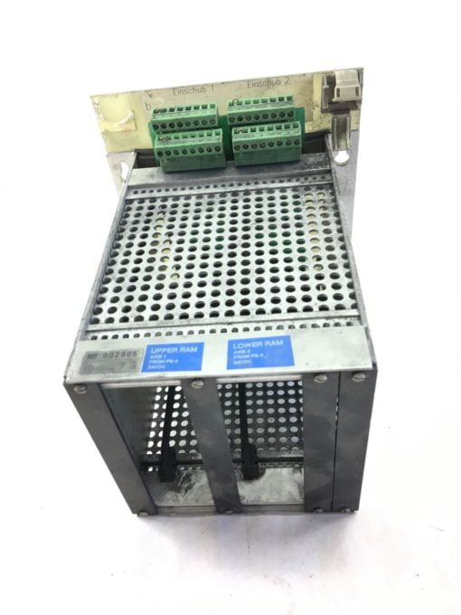 USED BOSCH B830303489 B-830-303-489 CH20 CARD HOLDER, PS-4, 002906, (B332) 1