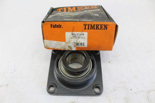 Timkin RCJ 2 3/16 Flange Block 4 Bolt square *NEW* (B251) 2