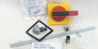 SIEMENS 8UC7220-3BD HANDLE 8UC6034 ASSEMBLY KIT (H350) 1