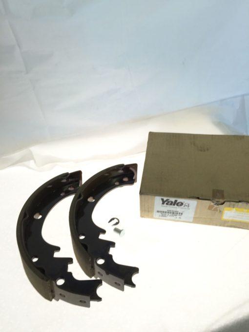 NIB! Total Source Yale FORKLIFT YT929151300 Brake Shoe & Lining 2-PC SET (B87) 1