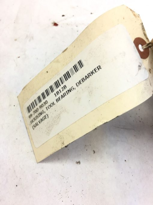 USED DEBARKER TOOL BEARING HOUSING, HAS SOME RUST BUT DECENT CONDITION, (B333) 2