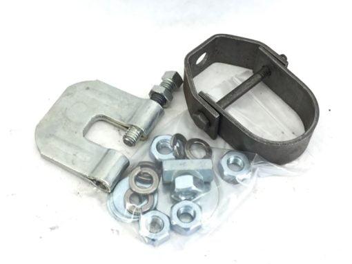 """PIPE CLAMP CLEVIS HANGER ASSY KIT 1-1/2"""" PIPE 3/8"""" ROD 2-13/16"""" L (A656) 1"""