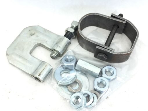 """PIPE CLAMP CLEVIS HANGER ASSY KIT 1-1/2"""" PIPE 3/8"""" ROD 2-13/16"""" L (A256) 1"""