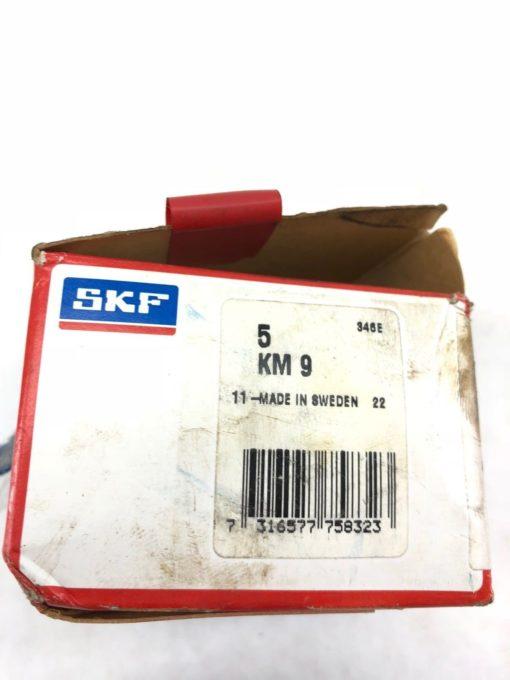 NEW IN BOX SKF 5 KM 9 BEARING LOCKNUTS 5KM9 KM9, FAST SHIP! (A859) 2
