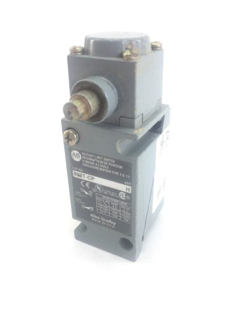 ALLEN BRADLEY 802T-CP OILTIGHT LIMIT SWITCH NEW NO BOX (SB4) 1